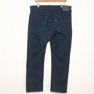 Levi's 511 Dark Wash Slim Straight Jean 36x32